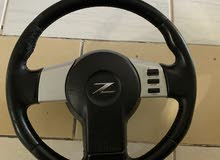 Nissan 350z original steering wheel