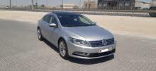 Volkswagen Passat CC 2014 (Silver_