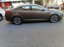 KIA-Optima full option car for sale 2015 model
