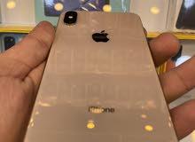 IPhone XsMax 256 GB العرض ساري حتى نفاذ الكميه