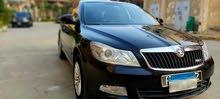 · سكودا اوكتافيا فانتزايا 2012 - أول فئة - 1600 سى سى - للبيع فقط