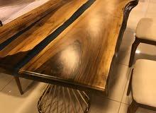 طاولات و الأرضيات ثلاثية الأبعاد إلابيوكسي