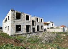 فلل متلاصقة عدد ( 2 فيلا ) للبيع تقع في أجمل ألاحياء السكنية في إربد