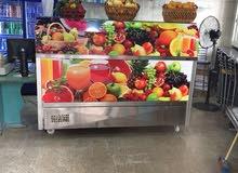 juice fridge dawco  125 x60 x88(cm)