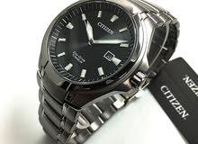 ساعة سيتيزن جديدة Citizen Titanium echo drive