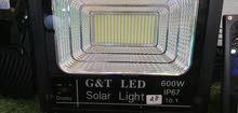 Solar light With Solar panel