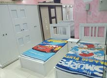 غرف نوم جديده شامل التوصيل والتركيب لجدة