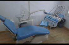عدد 2 كراسي اسنان للبيع