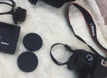 كاميرات كانون لبيع