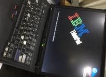 لابتوب IBM  قديم .