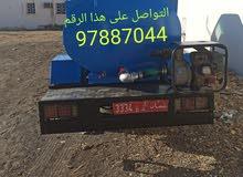 نقل مياه صالحه للشرب 650جالون