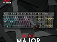 Fantech Mouse and Keyboard for sale (Used for 3 days only)