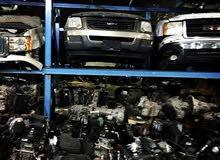 الرباعية لقطع الغيار(أخصائيين أمريكي )GMC CHVROLET HUMMER Ford مع ضمان تركيب شحن