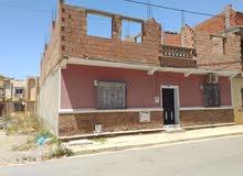 منزل مستقل للبيع يطل على شارعين