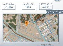أرض سكنية للبيع في ولاية السيب سور آل حديد..