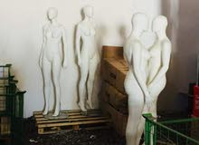 مانيكان ايطالي / مليكان/منيكان / مجسمات عرض ملابس/ بنابل