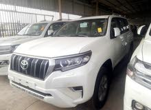 1 - 9,999 km mileage Toyota Prado for sale