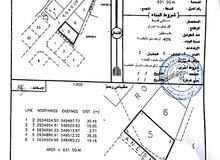 للبيع ارض في خبة ال خميس شمال موقع جاهز للبناء
