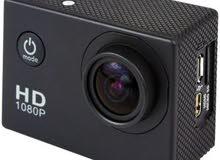 كاميرا الرياضيةHD 1080p نظيف جدا