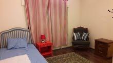 غرفة نوم في شقة مشتركة