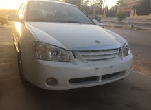 Automatic White Kia 2005 for sale