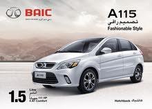 Gasoline Fuel/Power   BAIC A115 2019