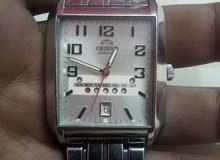 ساعة Orient --automatic  بحالة الزيروو بالبوكس