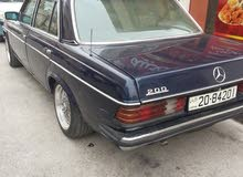 1984 Used E 200 with Automatic transmission is available for sale