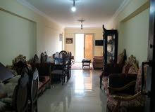 شقة 135م فرصة ناصية شارع علي هيبة مع خالد بن الوليد