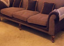 Available for sale in Abha - Used Sofas - Sitting Rooms - Entrances