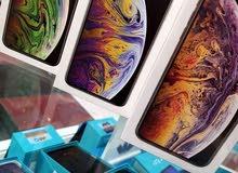ايفون XS ماكس 64 & 256 جديد كفالة سنة من تاريخ شراء