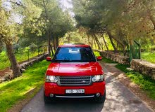 Gasoline Fuel/Power car for rent - Land Rover Range Rover HSE 2012