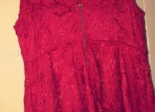فستان قصير مقاس14