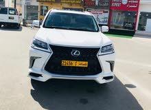 Lexus LX 2016 For sale - White color