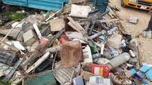 نشتري كافة الخردوات والسكراب والكراكيب وشراء نحاس وحديد والمنيوم خردة والسكب