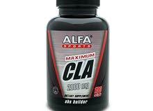 CLA لتنحيف وحرق الدهون