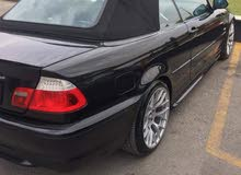 Automatic Black BMW 2001 for sale
