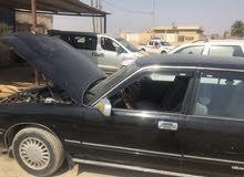 Black Toyota Crown 1993 for sale