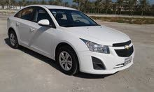 Chevrolet cruze 2015 on 12 months installment without bank