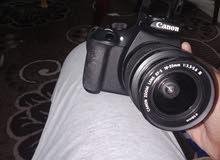 كاميرا كانون 1200d جديدة مع كامل اغراضها بسعر مغري