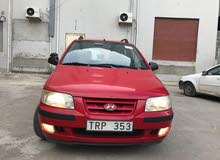Used Hyundai Matrix in Tripoli