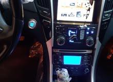 Grey Hyundai Sonata 2012 for sale