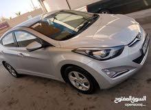 Gasoline Fuel/Power car for rent - Hyundai Avante 2016
