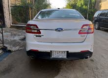 White Ford Taurus 2014 for sale
