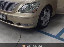 Used Lexus LS in Al Ain