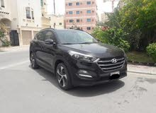 Hyundai Tucson 2016 (Black)