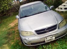 Silver Opel Omega 1997 for sale