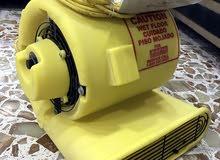 نشافة (أرضيات - موكيت - وسجاد)  3 وضعيات جديدة لم تستعمل بالضمان- ماركةRapid أمريكي الصنع