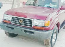 Automatic Red Toyota 1997 for sale