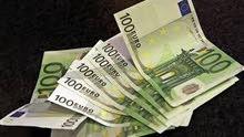 للبيع 6000 يورو بشيك مصدق